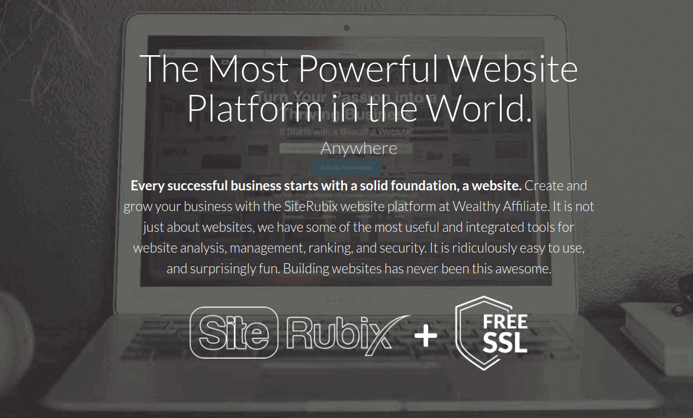 site rubix website